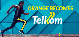 A telkom Kenya Advertisement