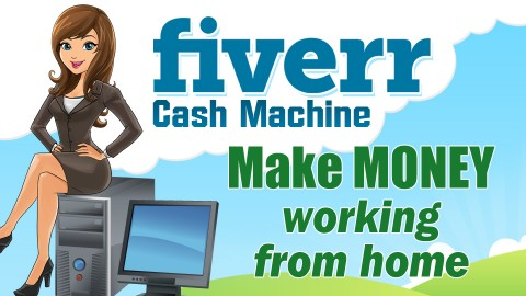 Fiverr. Make money online