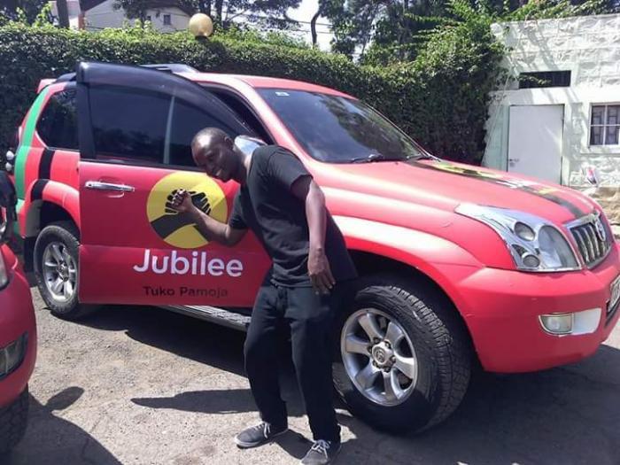 Jubilee Branded cars