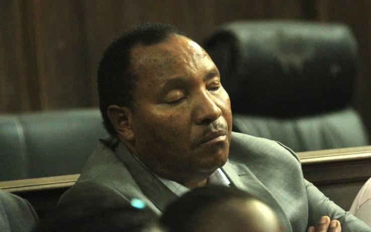 Impeached Kiambu governor Ferdinand Waititu