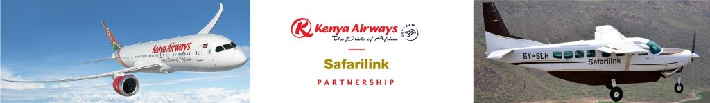 SafariLink signed an agreement with Kenya Airways to offer passenger flight services to popular destinations like Masai Mara and Amboseli in Kenya and Serengeti in Tanzania.