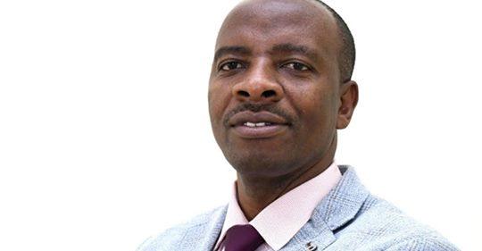 Kebs Managing Director Benard Njiraini.