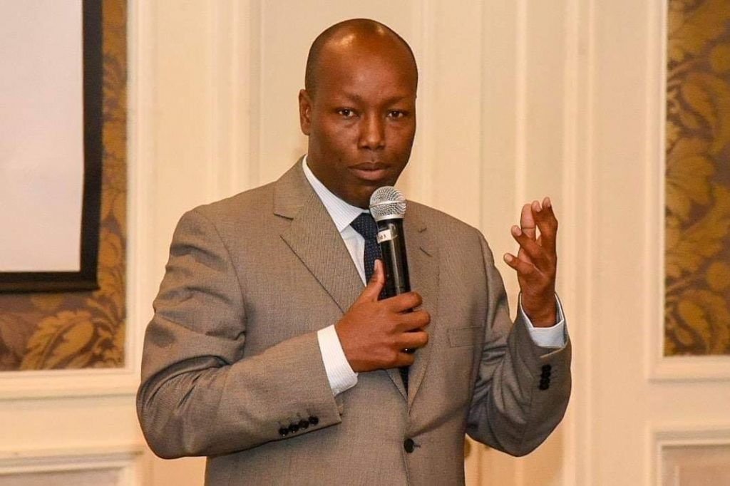 Nakuru County Governor, Lee Kinyanjui. He issued a dusk to dawn curfew in areas of Nakuru County affected by inter-tribal violence