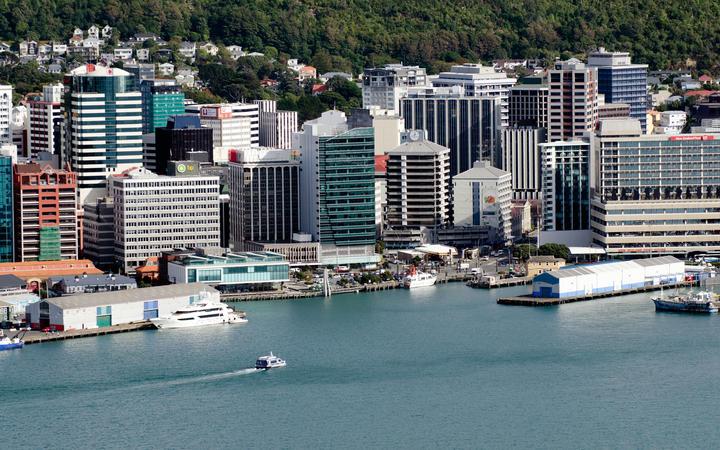 Wellington is the capital city of New Zealand.